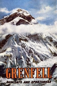 Grenfell was used on many Everest expeditions
